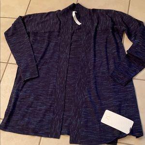 NWT Lululemon Blissful Zen sweater size 6